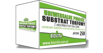 zdjęcie Substrate, Uniwersal substrate, Peat substrate